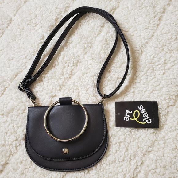 art class Other - Crossbody Mini Bag Ring Top Handle